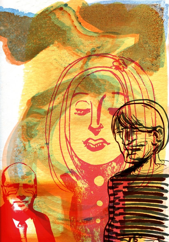 Angouleme sketchbook 2012
