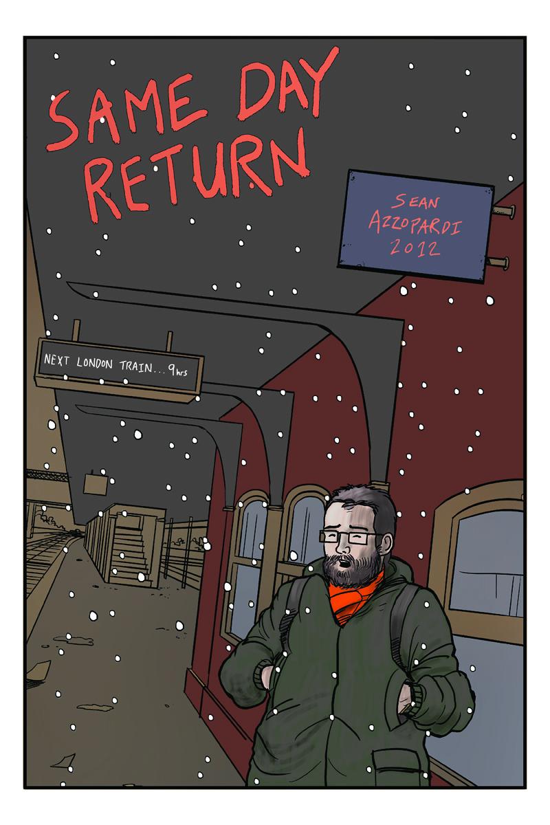 Same Day Return –cover