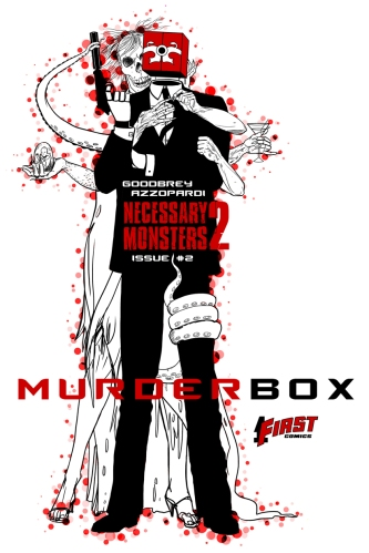 Necessary Monsters - Murderbox 2