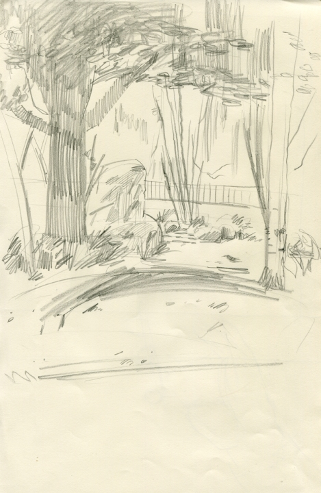 Park sketch